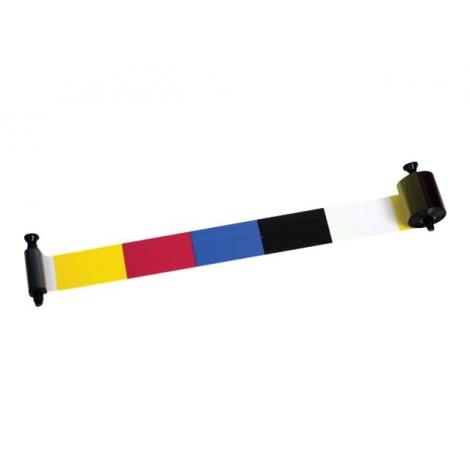 Cinta Ribbon Evolis Color Ymcko 200 Imagenes