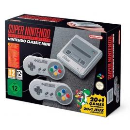 Consola Super Nintendo Classic Mini 20+1 Games