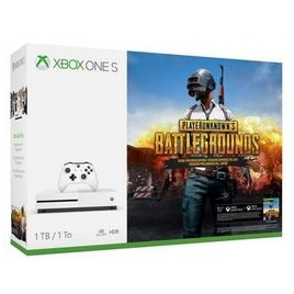 Consola Xbox ONE S 1TB White + Playerunknown'S Battlegrounds