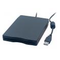 Disquetera USB Externa MCL Black