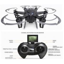 Drone Cirkuit Planet MWG Blackfly I6S con Camara HD