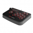 Joystick Mars Gaming MRA Arcade Stick Retro 14 Botones PC / PS2 / PS3 / Raspberry PI