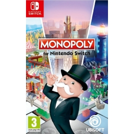 Juego Monopoly Switch