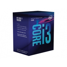 Microprocesador Intel Core I3 8100 3.60GHZ Socket 1151 6MB Cache Boxed