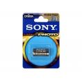 Pila Litio Sony CR123A 1400MAH