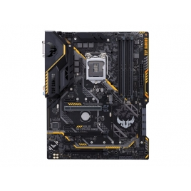 Placa Base Asus Intel TUF Z370 PRO Gaming Socket 1151 ATX Grafica DDR4 Glan USB 3 Audio 7.1