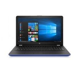 "Portatil HP Pavilion 15-BS001NS CI3 6600U 4GB 500GB 15.6"" HD Dvdrw W10 Blue"