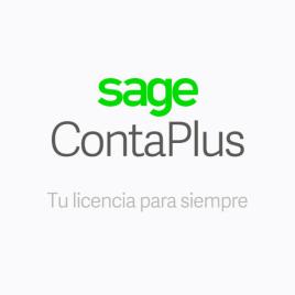 Sage Contaplus Elite + Servicio Personalizable Edic Rgpd P1