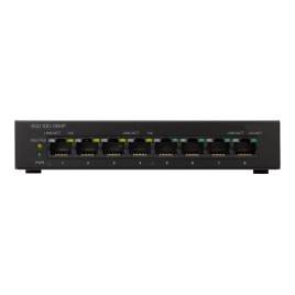 Switch Cisco SG110D-08HP 4X10/100/1000 + 4X/100/100/1000 POE