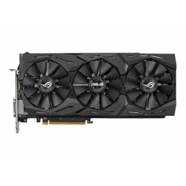 Tarjeta Grafica PCIE AMD Radeon RX Vega 56 Strix Gaming 8GB DVI-D DP HDMI