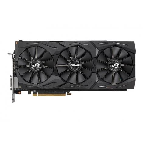 Tarjeta Grafica PCIE AMD Radeon RX Vega 56 Strix Gaming 8GB DVI-D DP HDMI