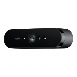 Webcam Logitech 4K Brio Stream Black