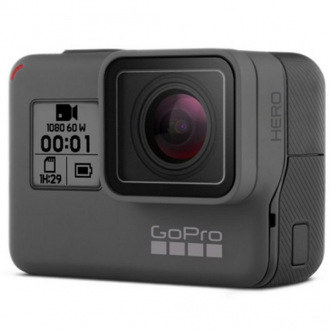 Camara Action CAM Gopro Hero 2018 Black