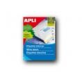 Caja Etiquetas 100H Apli 70X36 01298