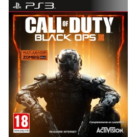 Juego Call OF Duty Black OPS III PS3