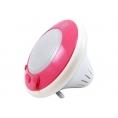 Altavoz Bluetooth Conceptronic Waterprooff Floating Pink