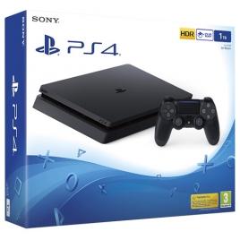 Consola Sony PS4 Slim 1TB Black