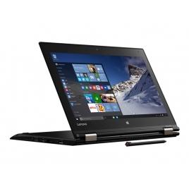 "Portatil 360 Lenovo Thinkpad Yoga 260 20FE CI3 6100U 8GB 128GB SSD 12.5"" IPS HD Tactil W10P Black"