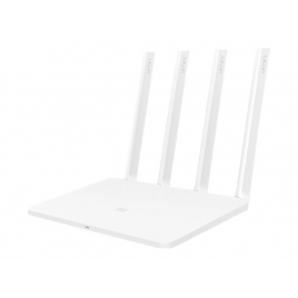 Router Wireless Xiaomi mi Router 3 10/100 2P RJ45 + 1P WAN RJ45 White