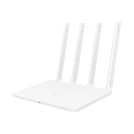 Router Wireless Xiaomi mi Router 3 10/100 2P RJ45 + 1P WAN RJ45 White