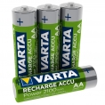 Pila Recargable Varta Power Tipo AA 2100MAH Ready TO USE Pack 4