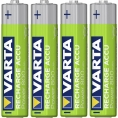 Pila Recargable Varta Power Tipo AAA 800MAH Ready TO USE Pack 4