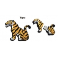 Memoria USB HT Animales 8GB Tiger