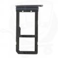 Bandeja Porta SIM + Micro SD Samsung S7 Edge G935 Black