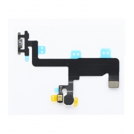 Cable Flex Boton Encedido + Flash + Microfono para iPhone 6