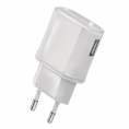 Cargador USB Celly Tcusbbk 1A para Casa White