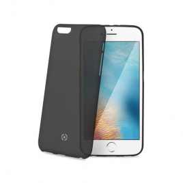 Funda Movil Back Cover Celly Frost Black para iPhone 7