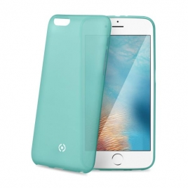 Funda Movil Back Cover Celly Frost Turquoise para iPhone 7 Plus