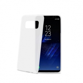 Funda Movil Back Cover Celly Frost White para Samsung Galaxy S8