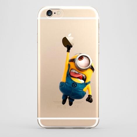 d806e8117d9 Funda Movil Back Cover Dulcissimo GEL Minion para iPhone 5S/SE ...