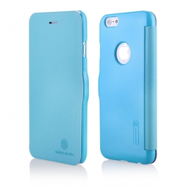 Funda Movil HT Nillkin Fresh Leather Blue para iPhone 6