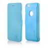 Funda Movil HT Nillkin Fresh Leather Blue para iPhone 6