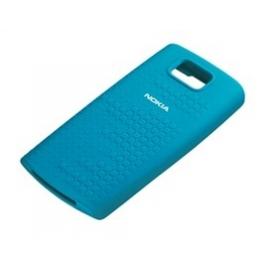 Funda Movil Nokia X3-02 Silicona Blue