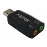 Tarjeta Sonido Approx Appusb51 USB 2.0