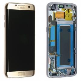 Pantalla LCD + Digitalizadora para Samsung Galaxy S7 Edge SM-G935F Gold