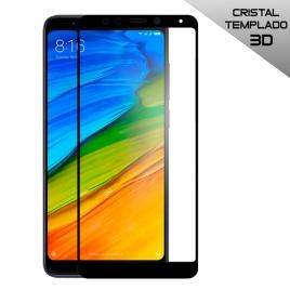Protector de Pantalla HT Cristal Templado 3D Black para Xiaomi Redmi 5