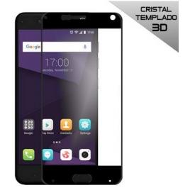Protector de Pantalla HT Cristal Templado 3D Black para ZTE Blade V8
