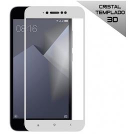 Protector de Pantalla HT Cristal Templado 3D White para Huawei Note 5A