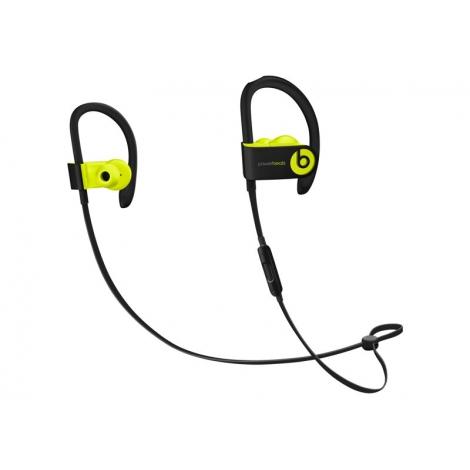 Auricular Apple Beats Powerbeats3 Wireless Black/Yellow