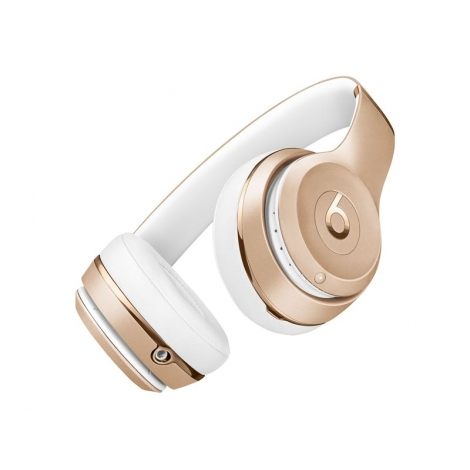 Auricular Apple Beats Solo3 Wireless Gold