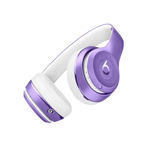 Auricular Apple Beats Solo3 Wireless Purple