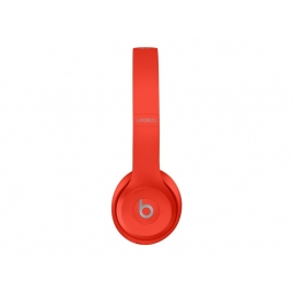 Auricular Apple Beats Solo3 Wireless red