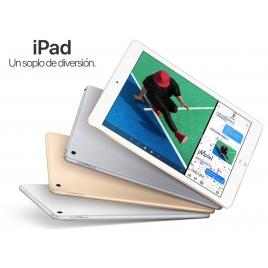 """iPad Apple 32GB 9.7"""" WIFI + 4G Silver"""