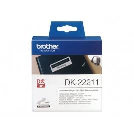 Etiquetas Brother White 29MM X 15.24M Continuo QL500 QL550