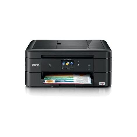 Impresora Brother Multifuncion MFC-J880DW 27PPM WIFI LAN NFC USB