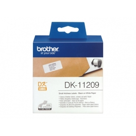 Rollo Etiquetas Termica Brother 62X29MM 800 Etiquetas